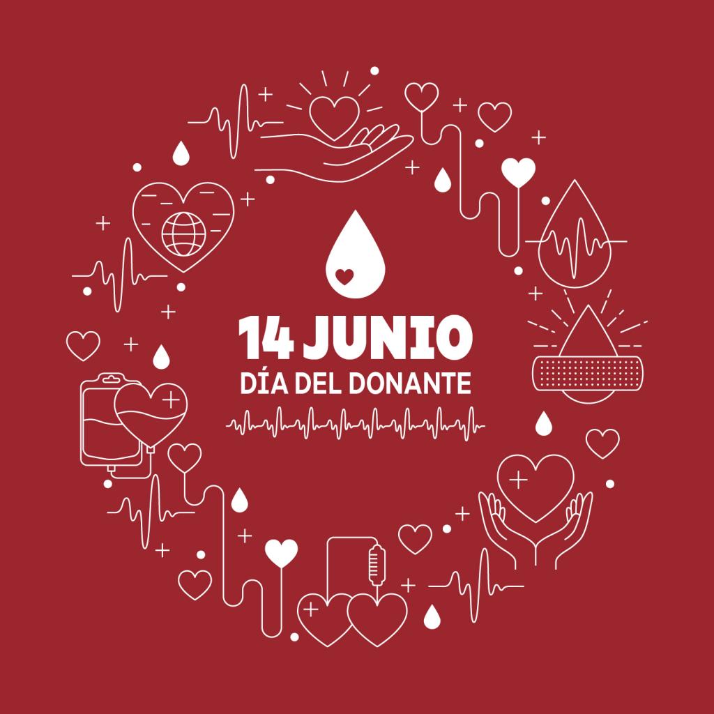 En Senttix celebramos el Día Mundial del Donante de Sangre