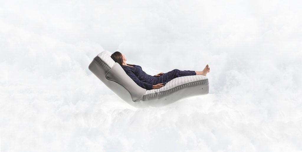 El colchón auto-articulado LAB